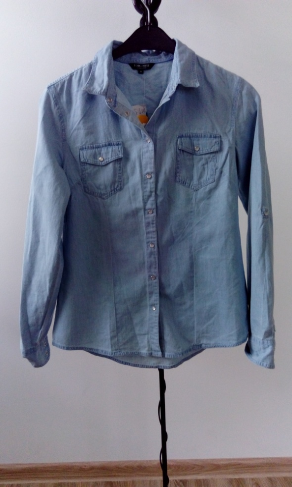 Nowa jeansowa koszula