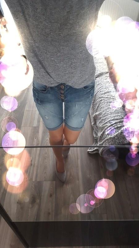 Spodenki Krótkie spodenki 36 S jeans nowe