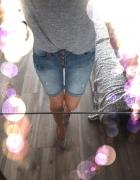 Krótkie spodenki 36 S jeans nowe