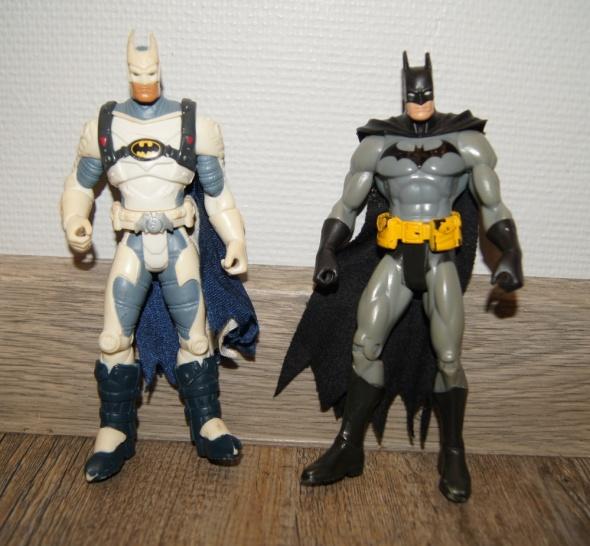 Zestaw figurki kolekcja ruchome Batman