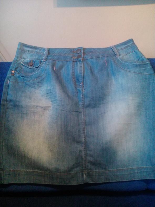 Spódnica jeansowa rozmiar 44 C&A