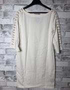 Ralph Lauren Sukienka Złote Dodatki 36 S...