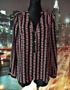 oasis bluzka modny wzór motyle motylki jak nowa hit blog 40 42...