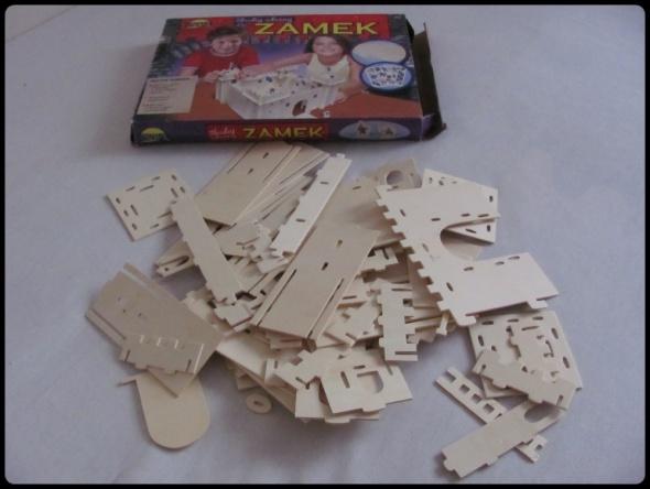 DROMADER zestaw zbuduj władny zamek