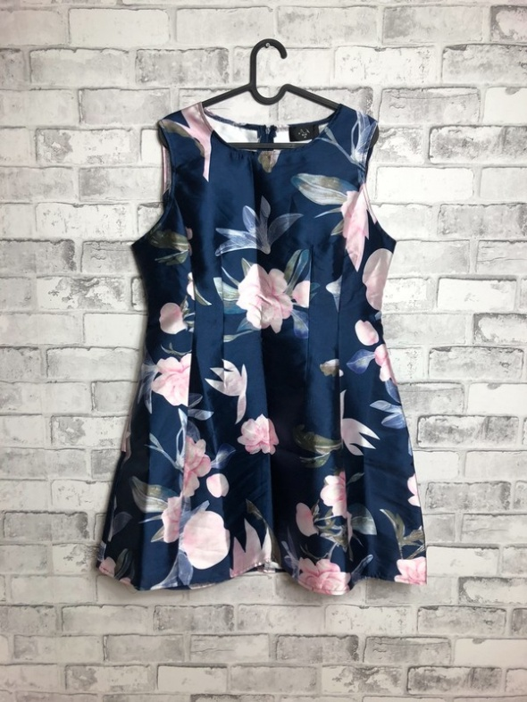 AX Paris Sukienka Mini Floral Print XL 42