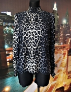 vero moda bluzka modny wzór panterka hit blog 38 M...