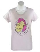 Kipling Apparel Vintage Powder Pink T shirt...