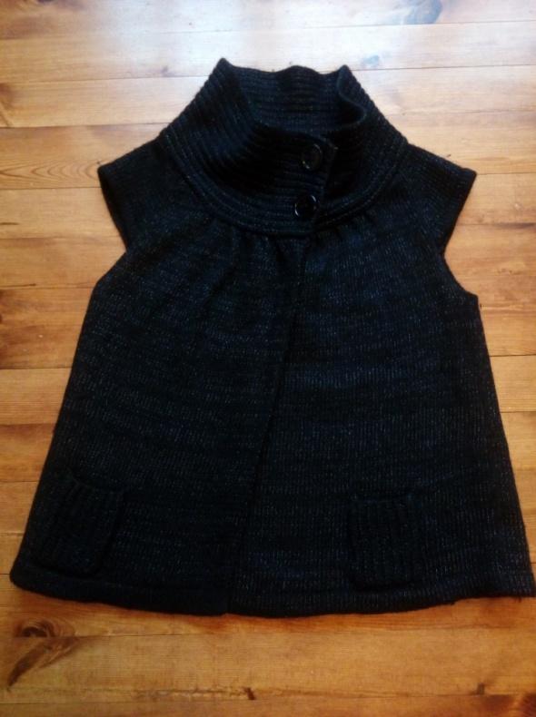 Sweterek grzybek kamizelka L XL
