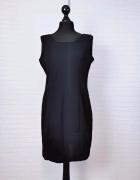 12 40 L A Wear Czarna sukienka...