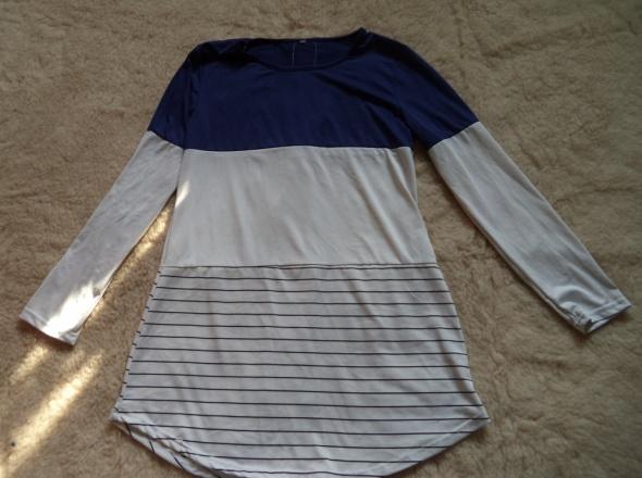 Oryginalna sportowa sukienka z koronką...