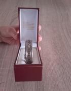 Firmowa stara srebrna bransoleta z greckim wzorem srebro...