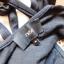 Next bluzka czarna szara 38