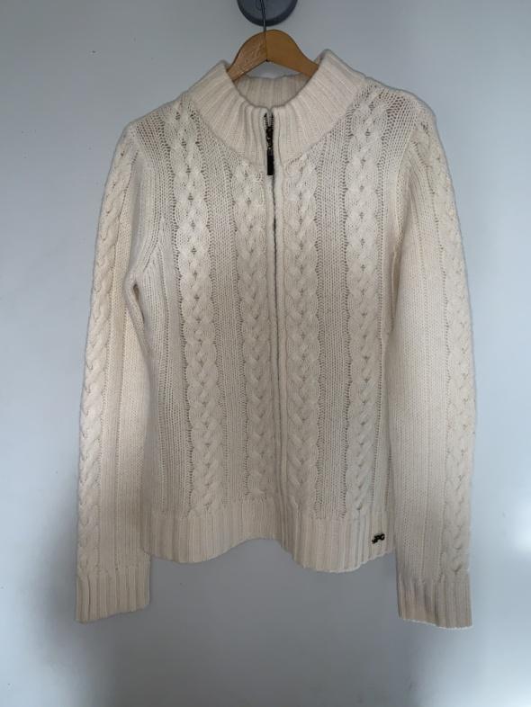 Swetry wełniany sweter Jean Paul Classic L 40 42