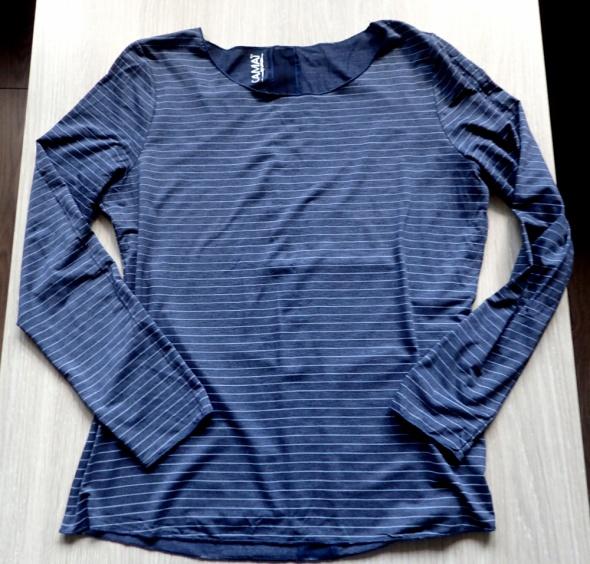 Bluzka CAMAIEU popiel stalowa L...