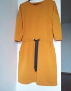 Sukienka dzianina jesień...