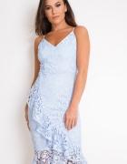 Sukienka Girl In Mind Rebeca Blue 38...