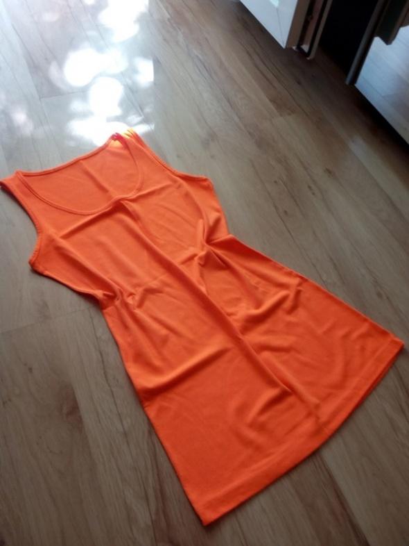 Pomarańczowa koszulka...