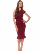 Sukienka Girl In Mind Emily Frill Top and Tail Berry 40...