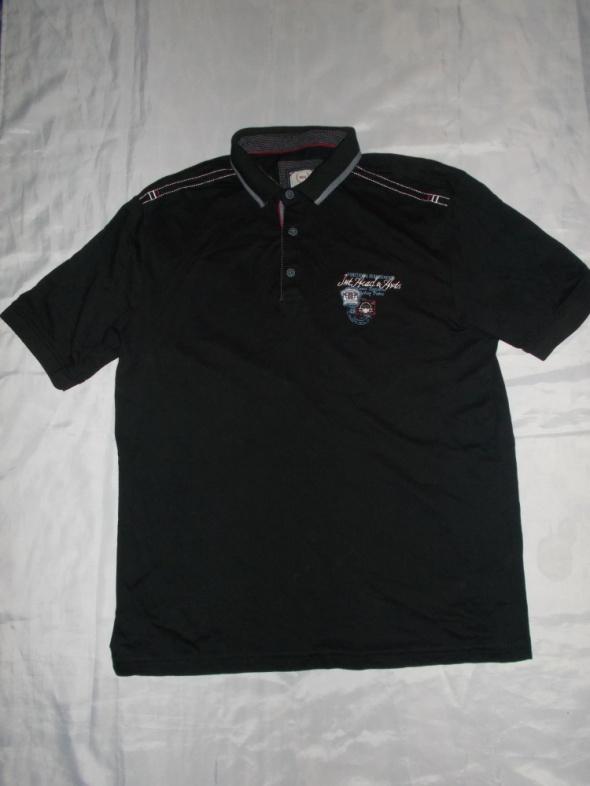 Bluzka bluzka z kołnierzykiem bluzka z krótkim rękawem 3XL 42 44 46