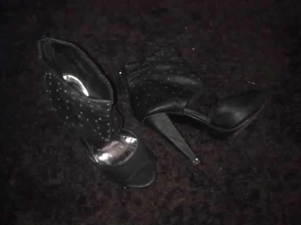 Szpilki buty szpilki gladiatorki ćwieki