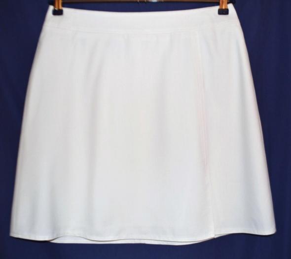 Spódnice Biała spódniczka do tenisa 42