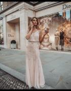 Sukienka Maxi Keeva Lace&Beads rozmiar L...