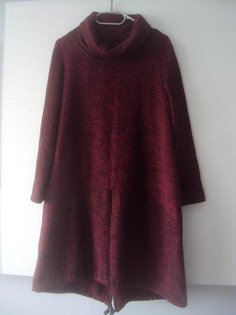 nowa sweterkowa tunika