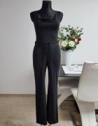 czarny kombinezon New Look...