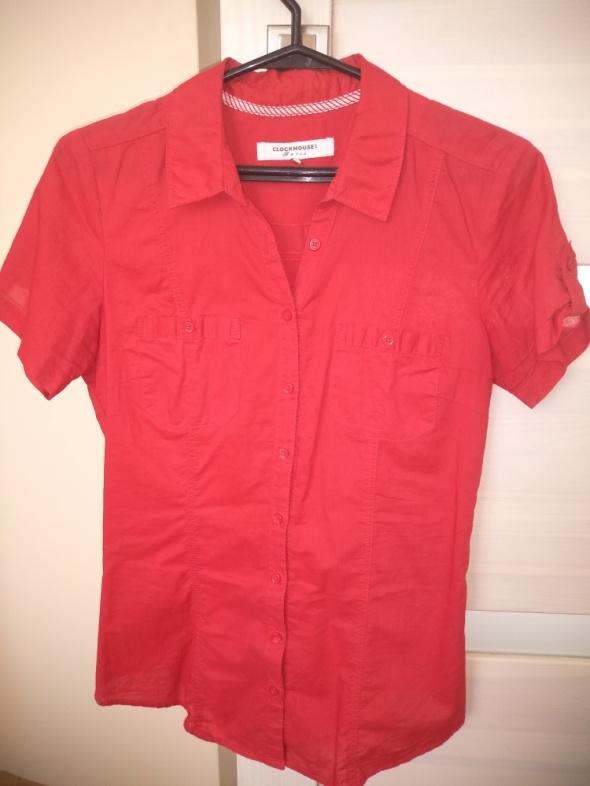 Czerwona koszula XS