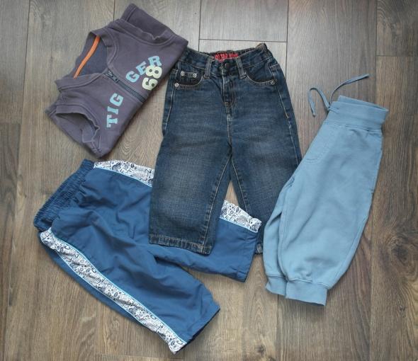 Cherokee H&M spodnie 86...