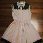 Sukienka zapinana na guziki