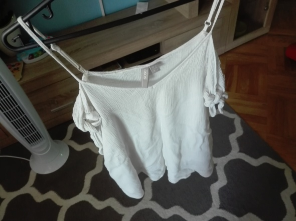 Biała bluzka Asos