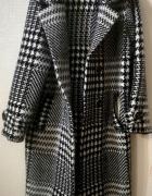 Nowy pluszowy płaszcz ciepły długi...