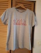 Koszulka PLNY LALA Classic Gray...