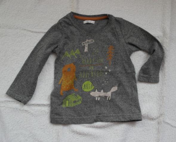 Szara bluzeczka 86