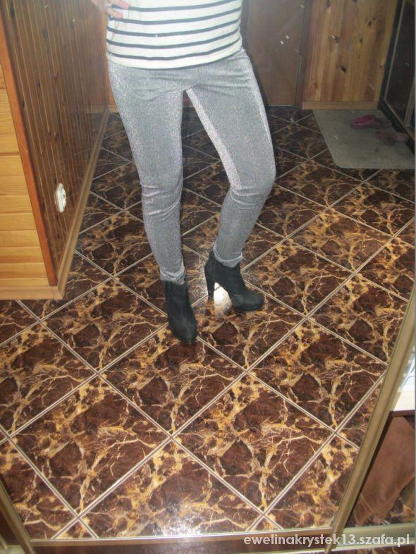 Spodnie getry H&M