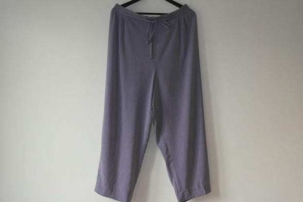 Jacques vert plus fioletowe letnie spodnie r44...