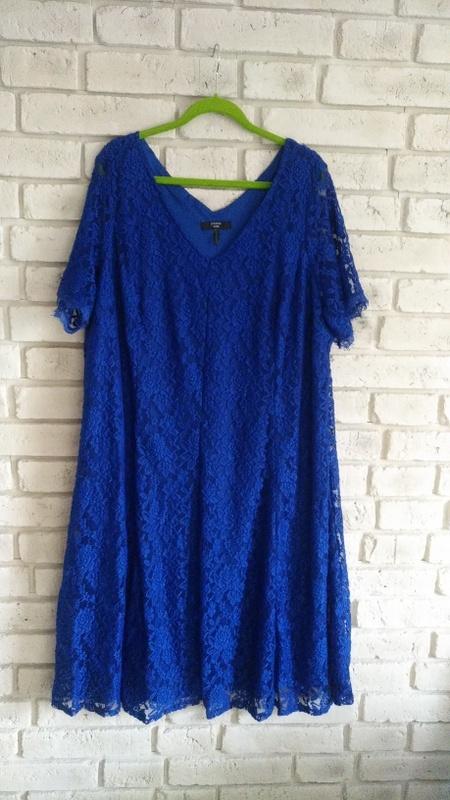 Sukienka świetnej firmy w rozmiarze plus size 54 56 58