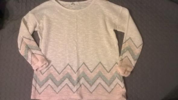 Bluzka azteckie wzory H&M