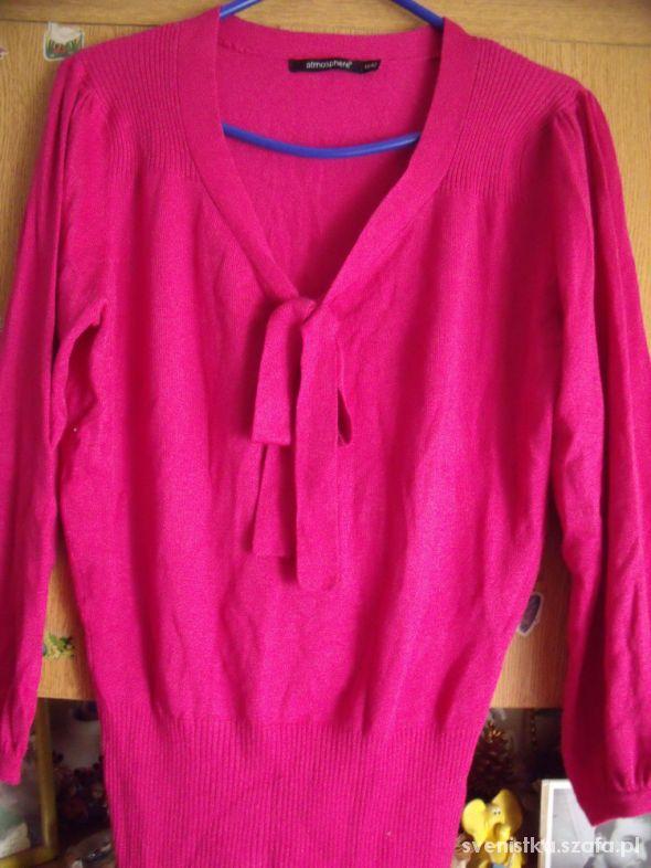 Różowy sweterek Atmosphere