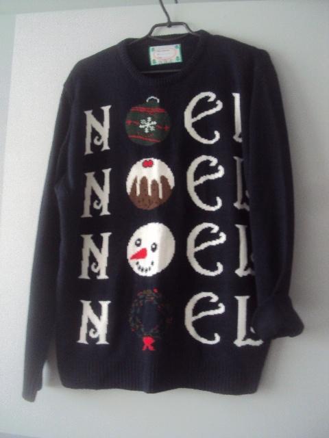 świateczny sweterek
