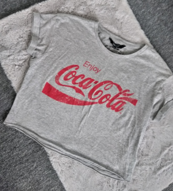 Bluzka Coca Cola New Look 164cm 170cm...