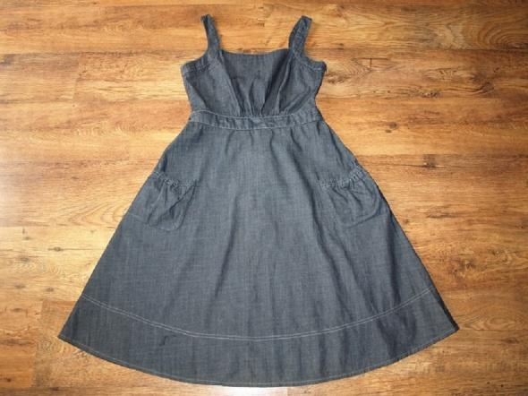 Suknie i sukienki Granatowa Next M L