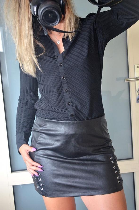 Dorothy Perkins czarna koszula S M