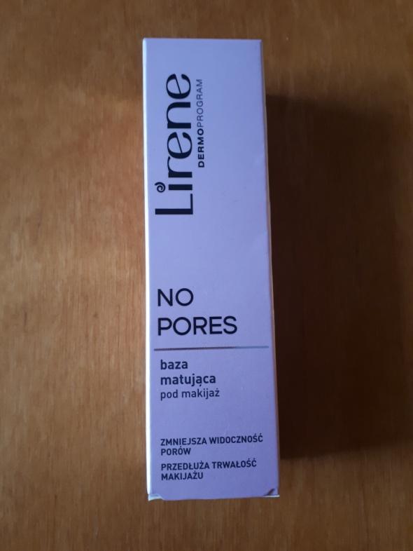 Lirene No Pores baza matująca pod makijaż 30ml...