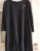 czarna sukienka house l xl...