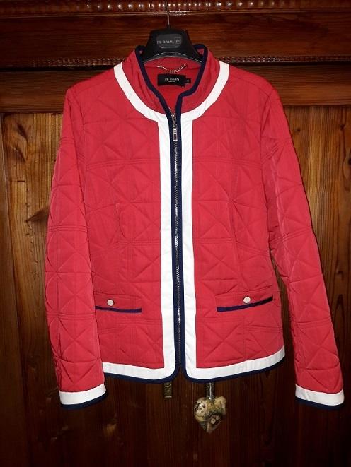 Czerwona kurteczka z monnari 44 elegancka...