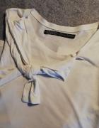 Bluzka elegancka i wygodna Zara