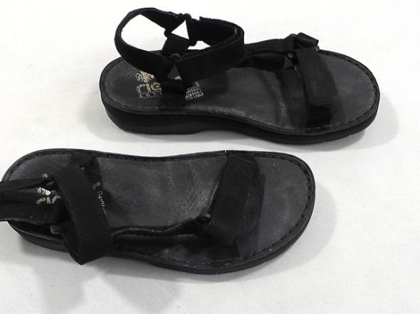 Rieker sandały damskie ze skóry rozm 36 dł wkl 23 cm...