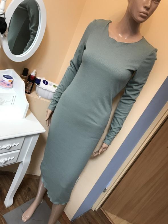 Nowa sukienka midi Bik Bok XS